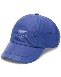 Hackett - Aston Martin Racing Baseball Cap - Lyst