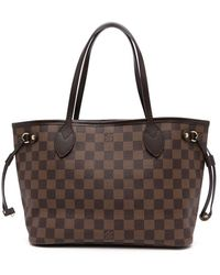 Louis Vuitton - Borsa tote Neverfull PM 2012 Pre-owned - Lyst