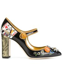 Dolce & Gabbana - Court Shoes Mary Jane 'bellucci' - Lyst