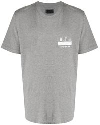 RTA ラウンドネック Tシャツ - グレー