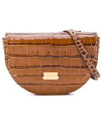 Wandler Anna Belt Bag - Brown