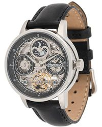 INGERSOLL WATCHES The Jazz 42mm 腕時計 - ブラック