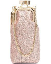 Furla Мини-сумка 1927 С Блестками - Розовый