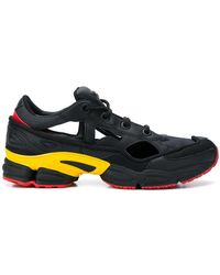 adidas By Raf Simons - Black Replicant Ozweego Sneaker With Socks - Lyst