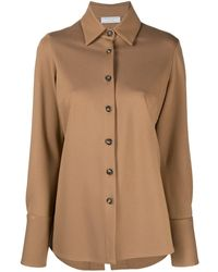 Societe Anonyme Oversized Buttoned Shirt - Brown