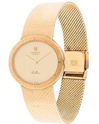Rolex Наручные Часы Cellini 32 Мм - Металлик