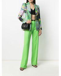 Versace ワイドパンツ - グリーン