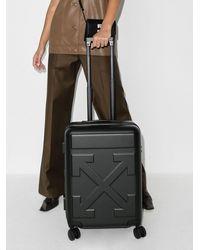 Off-White c/o Virgil Abloh ブラック Arrows Trolley スーツケース