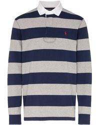 Polo Ralph Lauren - ストライプ ポロシャツ - Lyst