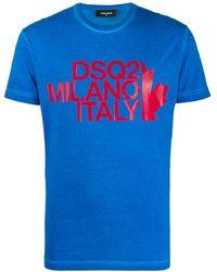 DSquared² - ロゴ Tシャツ - Lyst