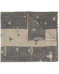 Vivienne Westwood Orb スカーフ - マルチカラー