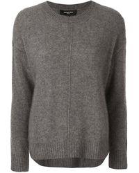 Paule Ka - フロントシーム セーター - Lyst