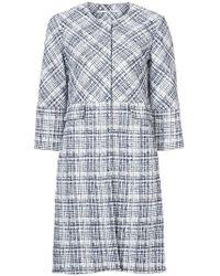 Rosetta Getty | Tweed Coat | Lyst