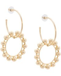 DANNIJO - Fawn Earrings - Lyst