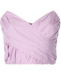 Bec & Bridge Winslowe Bodice - Purple