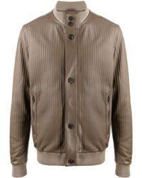 Corneliani Button-down Jacket - Brown