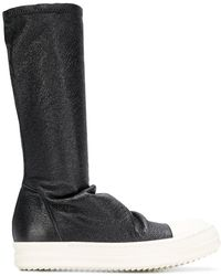 Rick Owens - Stocking Sneakers - Lyst