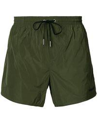DSquared² - Icon Drawstring Waist Shorts - Lyst