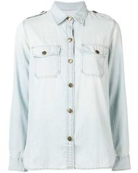 Current/Elliott - Safari Shirt - Lyst
