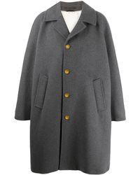 Marni オーバーサイズ コート - グレー