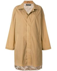 Y. Project - Single Breasted Coat - Lyst