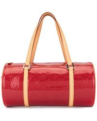 Louis Vuitton Sac à main Bedford - Rouge