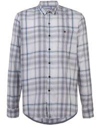 Michael Bastian - Plaid Button Down Shirt - Lyst