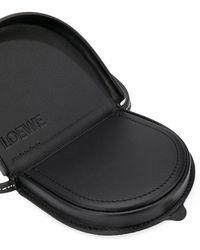Loewe Heel クラッチバッグ - ブラック