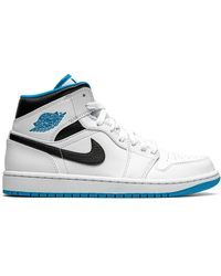 Nike - Air 1 Mid Sneakers - Lyst