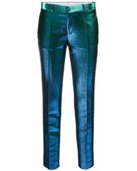 Each x Other - Cropped Tailored Trousers - Lyst