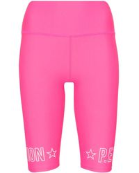 P.E Nation 'Swish' Radshorts - Pink