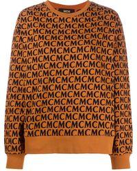 MCM ロゴ スウェットシャツ - ブラウン