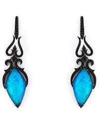 Stephen Webster - 'crystal Haze' Diamond Long Earrings - Lyst