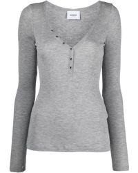 Dondup ロングtシャツ - グレー