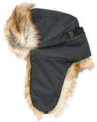 Sacai - Fur Lined Hood - Lyst