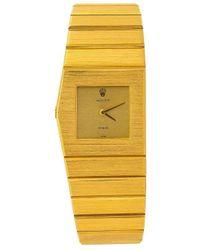 Rolex Наручные Часы King Midas 27 Мм 1970-х Годов Pre-owned - Металлик