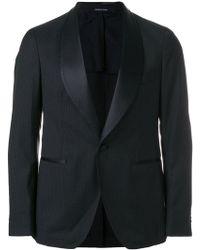 Tagliatore - Jacquard Tuxedo Blazer - Lyst