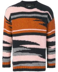 Blood Brother - Multi Colour Taynton Knit - Lyst