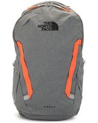 The North Face Рюкзак С Вышитым Логотипом - Серый