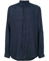 Fashion Clinic - Camicia classica - Lyst