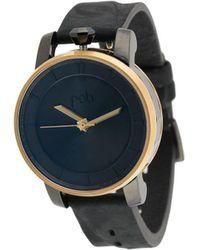 FOB PARIS Reloj R360 Eclipse de 36mm - Negro