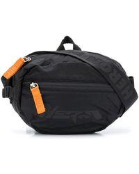 Heron Preston ロゴ ベルトバッグ - ブラック