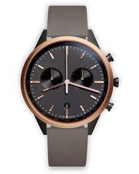 Uniform Wares Reloj C41 Chronograph - Gris