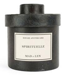 Mad Et Len Havana Candle - Black