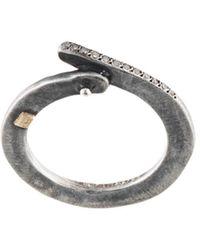 Rosa Maria - Sayuri Grey-diamond Ring - Lyst