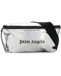 Palm Angels ロゴ ベルトバッグ - マルチカラー