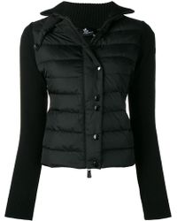 Moncler Grenoble - Fitted Padded Jacket - Lyst