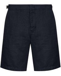 Orlebar Brown Norwich Bermuda Shorts - Blue