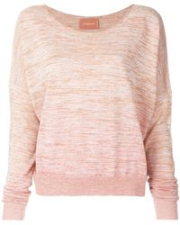 Zadig & Voltaire - Dropped Shoulder Sweater - Lyst