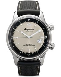 Alpina Наручные Часы Seastrong Heritage Diver 42 Мм - Многоцветный